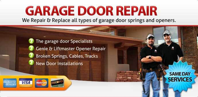 Garage Door Repair Hialeah gardens FL